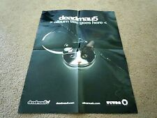 Deadmau5 - POSTER for Album Title Goes Here CD / LP