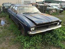 FORD XB FRONT BUMPER BAR ....... (WRECKING) WAGON PARTS AVAILABLE