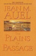 Plains of Passage Jean M. Auel Hardcover