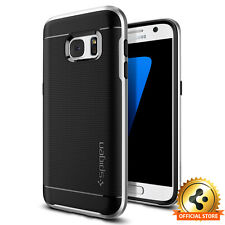 [Spigen Factory Outlet] Samsung Galaxy S7 Case [Neo Hybrid] Satin Silver