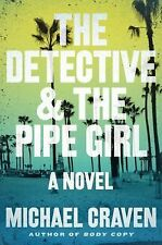Michael Craven - Detective And The Pipe Girl (2014) - Used - Trade Paper (P