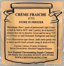 Creme Fraiche Direct Set Culture, 5-Pack