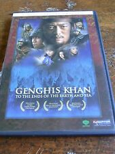 Genghis Khan: To the Ends of the Earth and Sea (DVD, 2008) Rare!