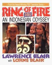 Ring of Fire: An Indonesian Odyssey-ExLibrary