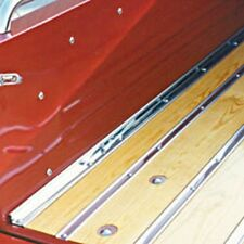 Polished Stainless Angle Strips Chevy 1940 - 1946 Chevrolet Long Bed Stepside