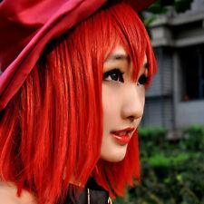 Black Butler Red Madame Wig Kuroshitsuji Cosplay Wig