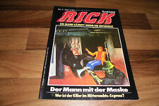 Tibet/Duchateau -- RICK HOCHET  # 7 // der Mann mit der Maske // 1983