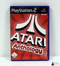 ★ Playstation PS2 Spiel - ATARI ANTHOLOGY - Komplett in Hülle OVP ★