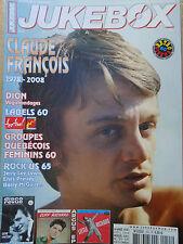 revue JUKEBOX MAGAZINE n°255 CLAUDE FRANCOIS DION
