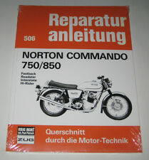 Reparaturanleitung Norton Commando 750 / 850 Fastback Roadster Interstate Hi-R..