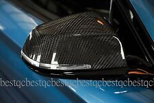 Carbon Fiber Mirror Cover for BMW F87 M2