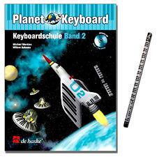 Planet Keyboard 2 - Keyboardschule - CD, PianoBl. - 1023275 - 9789043117272