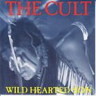 "THE CULT Wild Hearted Son PICTURE SLEEVE 7"" 45 rpm record + juke box strip RARE!"