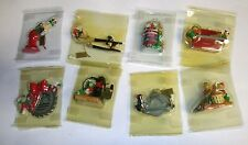 1995 Christmas At SEARS ✿Lot of 14 Miniature CRAFTSMAN Tool Ornaments✿Tree Decor