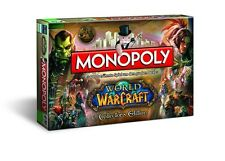 Original monopoly World of Warcraft Wow-Collectors Edition juego nuevo & OVP