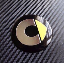 NUOVO Smart Auto Forfour Fortwo CERCHI IN LEGA distintivi Confezione da 4 (61c)