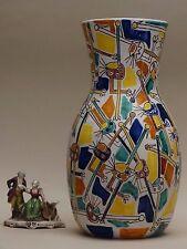 VASO ceramica design VIETRI GAMBONE DE SIMONE longaretti ROMETTI ROSSICONE LONDI