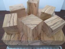 10 PIECES  ~ OLIVEWOOD Bottle Stoppers ~ Turning Blanks FROM JERUSALEM .