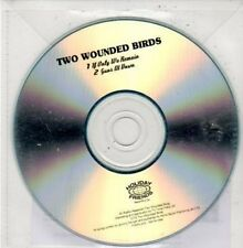 (DG98) Two Wounded Birds, If Only We Remain / Guns at Dawn - 2012 DJ CD