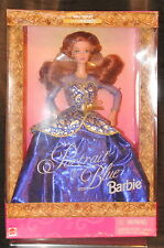 Barbie Special Edition Portrait in Blue doll NRFB 1997 Mattel