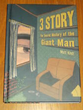 3 STORY SECRET HISTORY OF THE GIANT MAN MATT KINDT DARKHORSE HB 9781595823564