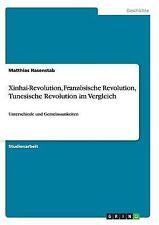Xinhai-Revolution Franzosische Revolution Tunesische Revolution by Hasenstab Mat