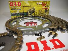DID X-Ring '95/00 KAWASAKI ZRX1100 ZR1100 CHAIN AND SPROCKET KIT *PREMIUM 530*