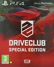 DriveClub  Special Edition Used Game For Sony PlayStation 4 Console (PS4)