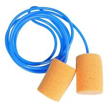 RADIANS RESISTOR 29 NRR FOAM EAR PLUGS CORDED ORANGE 20 PAIR FP61