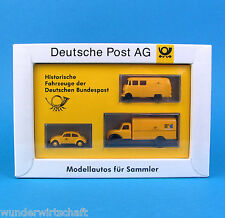 Brekina H0 Post-Serie 1 VW Käfer Magirus MB L 319 LKW Bundespost OVP HO 1:87 Box