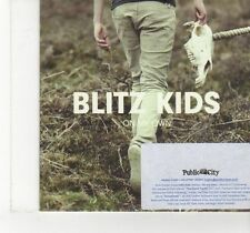 (FT928) Blitz Kids, On My Own - DJ CD