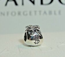AUTHENTIC PANDORA CHARM  MONEY BAG 790332
