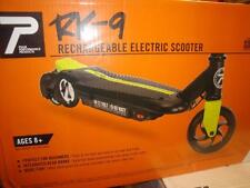 Pulse Performance RK9 Electric Scooter -- Black/Neon Yellow Brand New Ride On