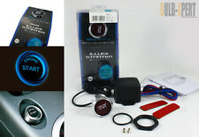 CAMRY CELICA COROLLA SUPRA MR2 4RUNNER YARIS MATRIX BLUE LED PUSH START BUTTON