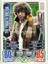 #TM13 The Fourth Doctor - Alien Attax Doctor Who - 50th Anni