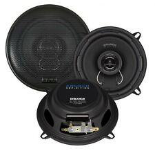 "Crunch DSX52 5.25"" 13cm 2 Way Coaxial Car Speakers 1 Pair inc grilles"