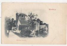 Hadley Church 1904 Postcard 477a