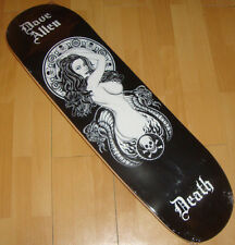 "DEATH SKATEBOARDS - Dave Allen - Medusa - Skateboard Deck - 8.5"" wide"
