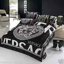 Versace Medusa 4 PC  Bedding Monogram Doona Queen Size
