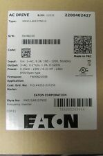 EATON CUTLER HAMMER MMX11AA1D7N0 0 Frequency Drive .33 HP 100 120V AC Inverter