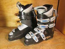 Nordica Easy Move W Ski Boots 27.0 Mondo , (Black/Blue) - Lot 364