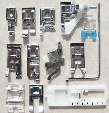 13 Feet  Set  for Pfaff  Low  Shank Sewing Machines Models Listed