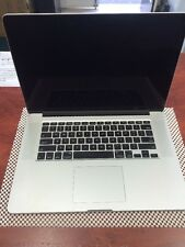 "Apple MacBook Pro 15"" Retina 4 Core i7 Max 3.3GHZ 16GB 512GB SSD GT650"