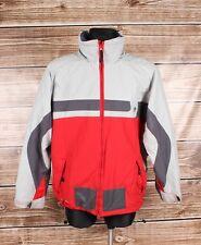 COLUMBIA Hidden Hood Convert Men Jacket Coat Size L