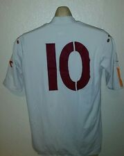 AS ROMA vintage football shirt maglia jersey Totti 10 Large DIADORA Mazda 2004