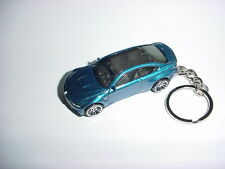 NEW 3D BLUE BMW M4 CUSTOM KEYCHAIN keyring key racing finish M series RACE