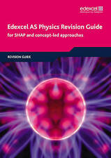 Edexcel AS Physics Revision Guide (Edexcel A Level Sci