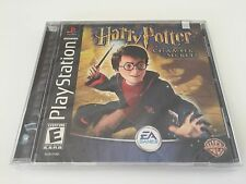 Harry Potter and the Chamber of Secrets (Sony PlayStation 1 PS1, 2002), NEW