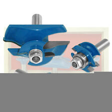 "1/2"" Shank Ogee Cutter 3pc Set Router Bit"