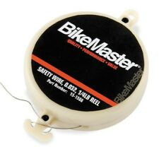 BikeMaster Motorcycle Safety Wire 1/4 lb Reel Kawasaki MX ATV Grips Racing